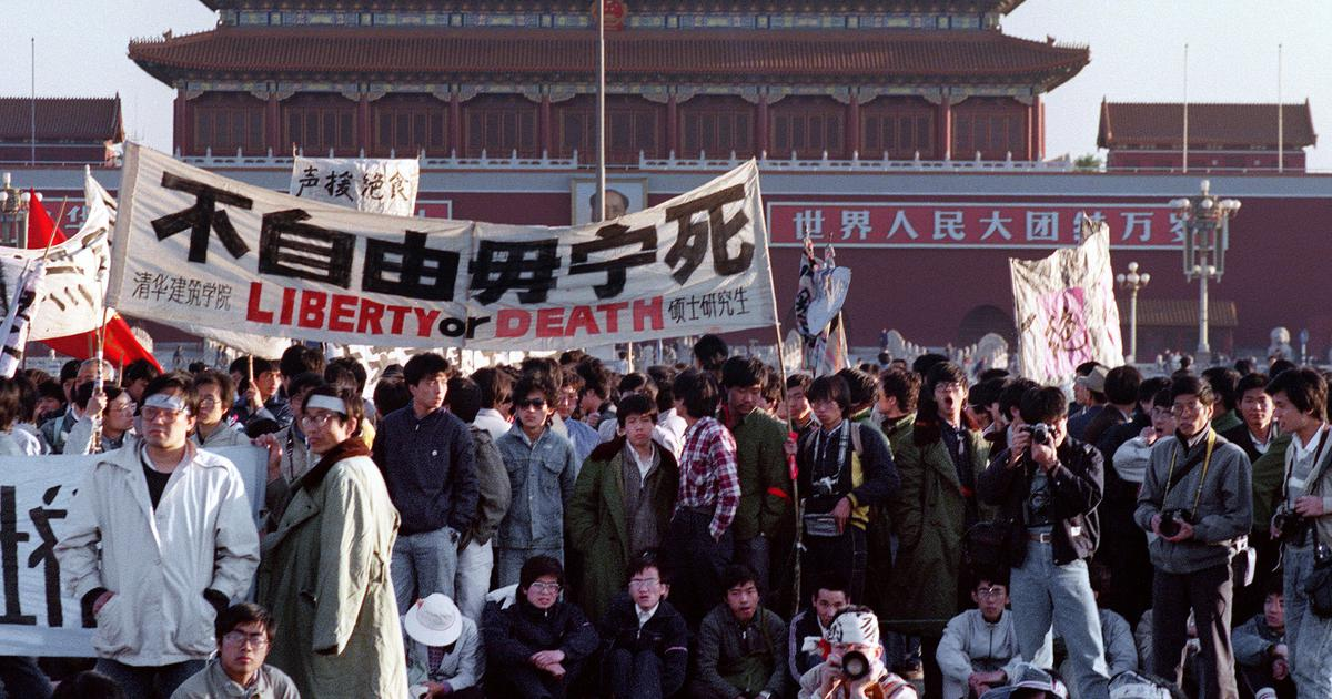 30 years after Tiananmen Square, China is still fighting for equality and justice