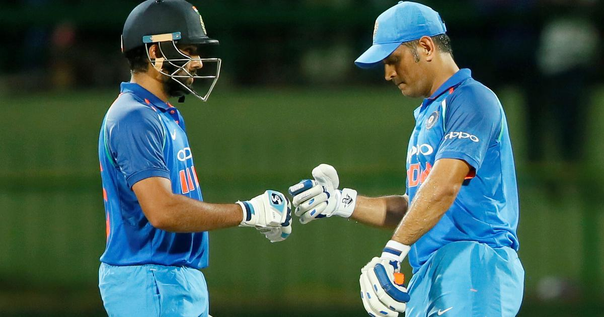 Watch: When MS Dhoni surprised Rohit Sharma by asking him to open at Champions Trophy 2013