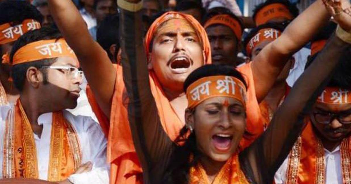 'Jai Shri Ram' might be a new slogan – but the use of Ram as a political symbol is 800 years old
