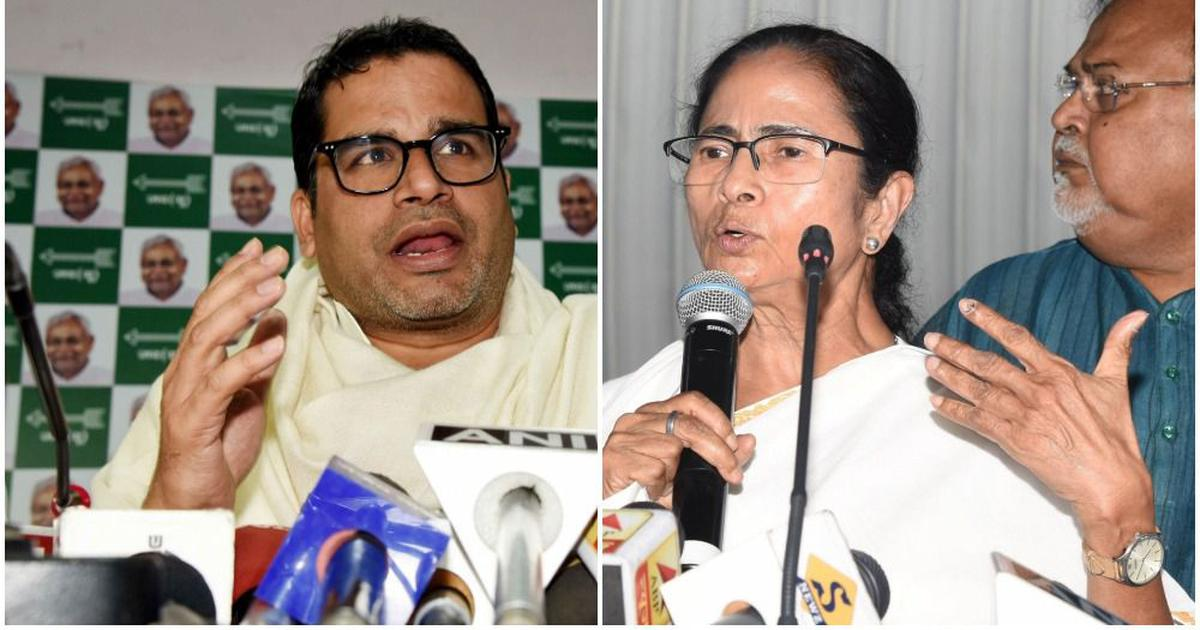 Prashant Kishor may work on Mamata Banerjee's political campaign, say reports
