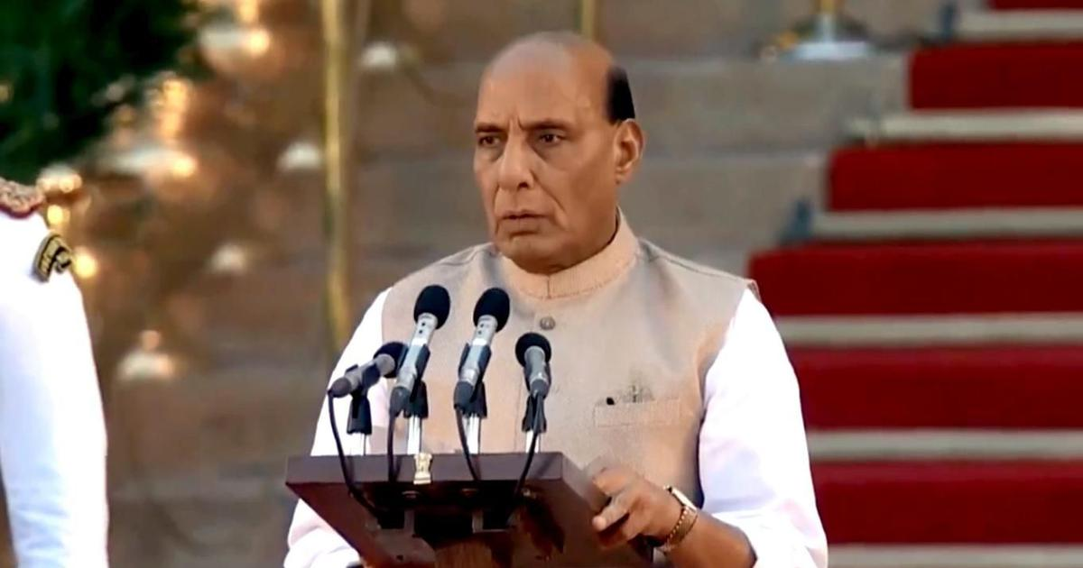On 'no first use' nuclear policy, Rajnath Singh says future will depend on circumstances