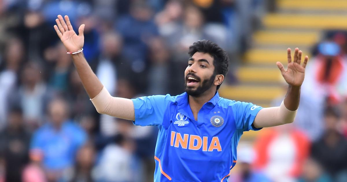 I couldn't afford anything: India pacer Jasprit Bumrah recalls his childhood struggles as cricketer