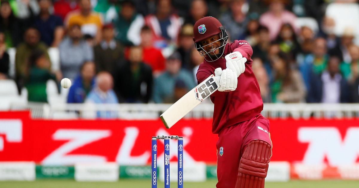 Shai Hope's unbeaten century helps West Indies thump Afghanistan to complete ODI series sweep