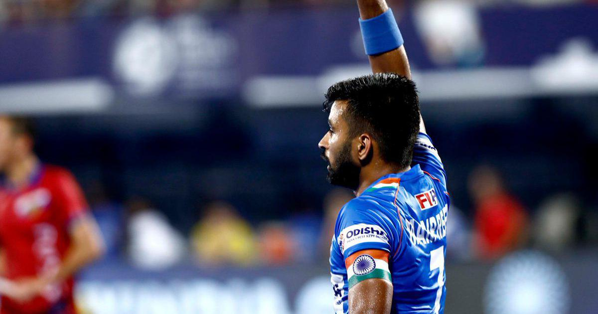 Hockey: Manpreet nominated for player of the year; Vivek, Lalremsiami in race for rising star award