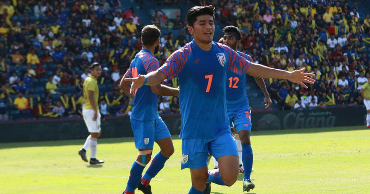 Indian football: Anirudh Thapa says he wouldn't swap his Asian Cup goal even for Kohinoor diamond
