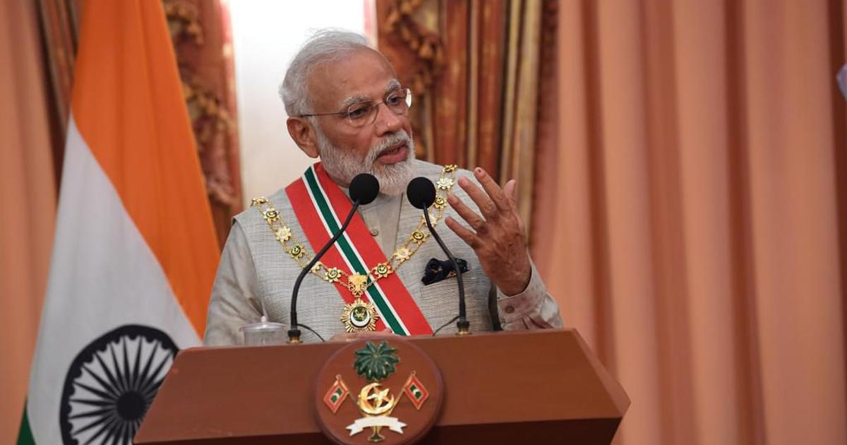 The big news Narendra Modi addresses Maldivian Parliament and nine other top stories