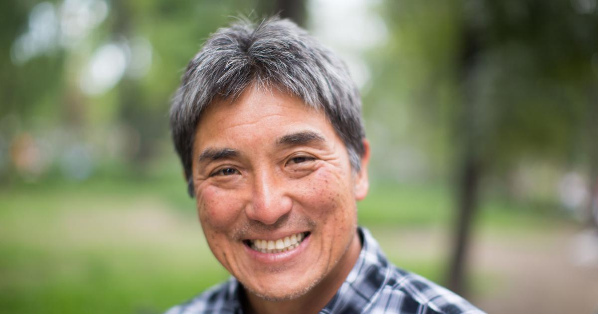 'Wise Guy': Even LOL holds life lessons for marketing guru and venture capitalist Guy Kawasaki
