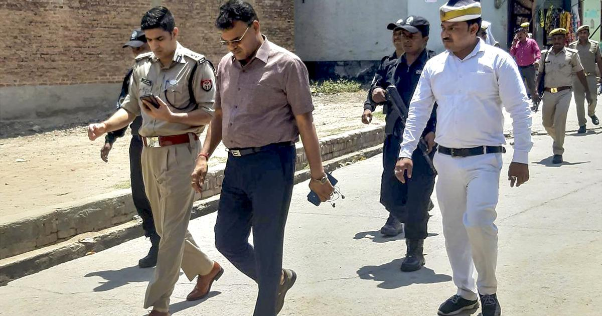 Aligarh murder: Internet suspended in Khair till midnight, prohibitory orders imposed in Tappal town