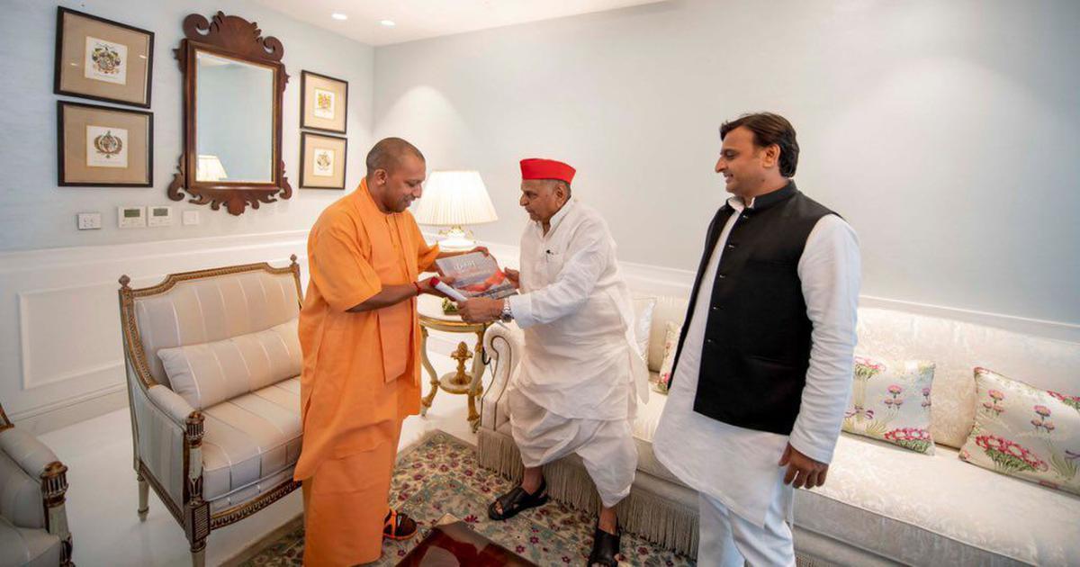 Samajwadi Party chief Mulayam Singh Yadav admitted to Gurugram hospital