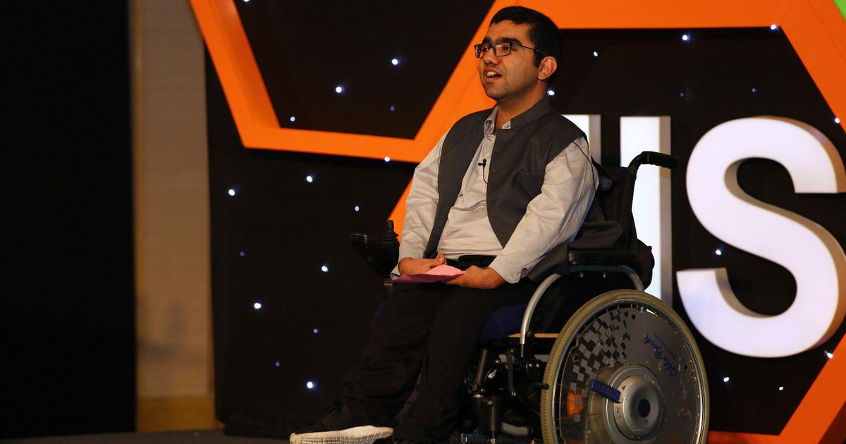 First person: Why I don't want to be called 'differently abled'