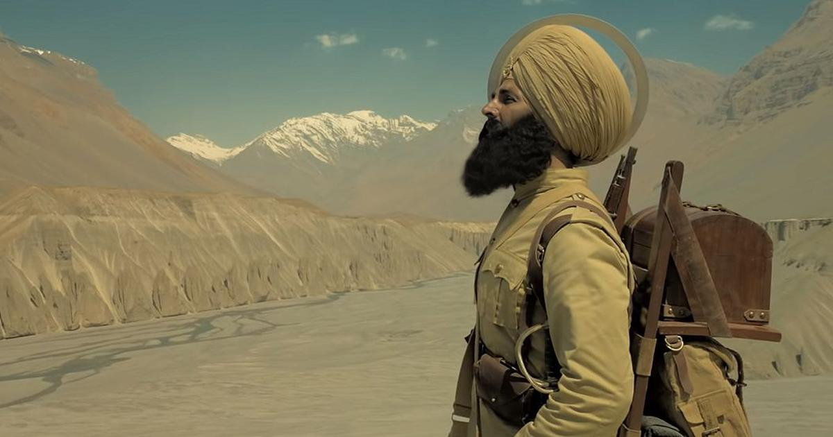 Akshay Kumar played him in the movie 'Kesari', but who really was Havildar Ishar Singh?