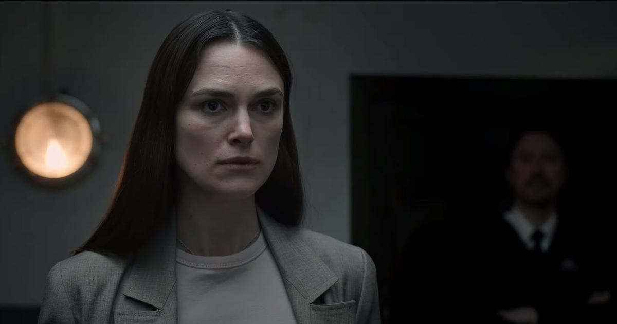 'Official Secrets' trailer: Keira Knightley turns whistleblower to try and prevent the 2003 Iraq War