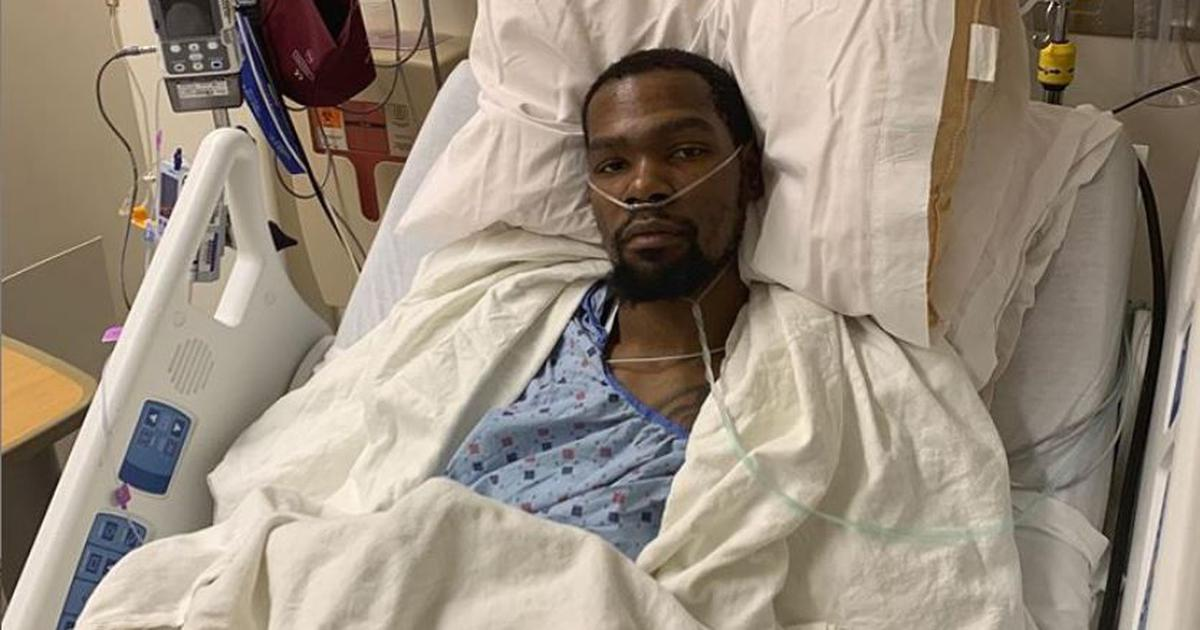 NBA: Warriors' Kevin Durant undergoes surgery for a ruptured Achilles tendon