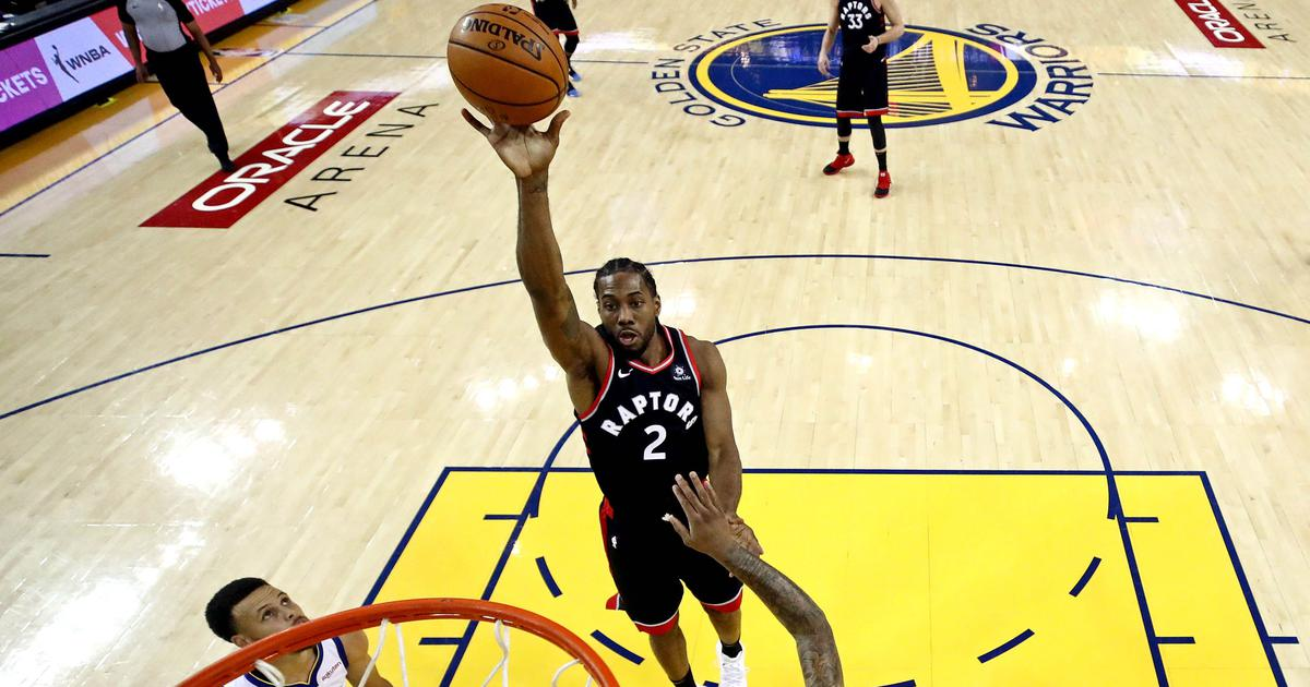 NBA Finals: How a family tragedy made Kawhi Leonard understand life and excel on basketball court