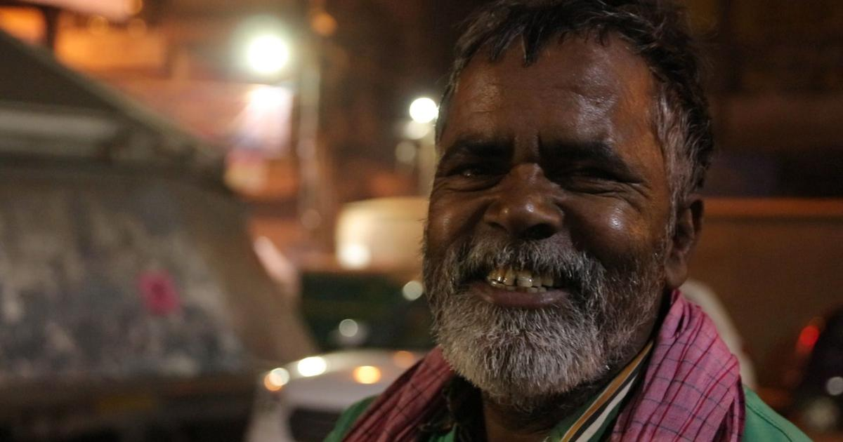 The tragic death of a Delhi rickshaw puller who shared his life story in a poignant video