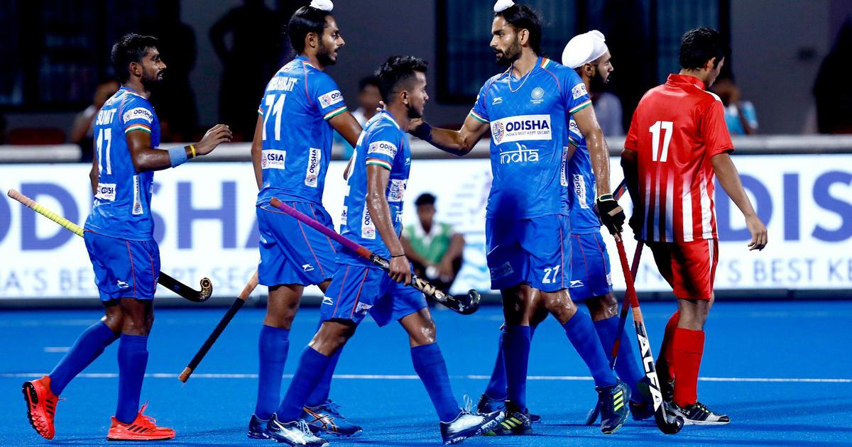 FIH Series Finals hockey, India vs Japan – as it happened: India hammer Japan 7-2 to reach final