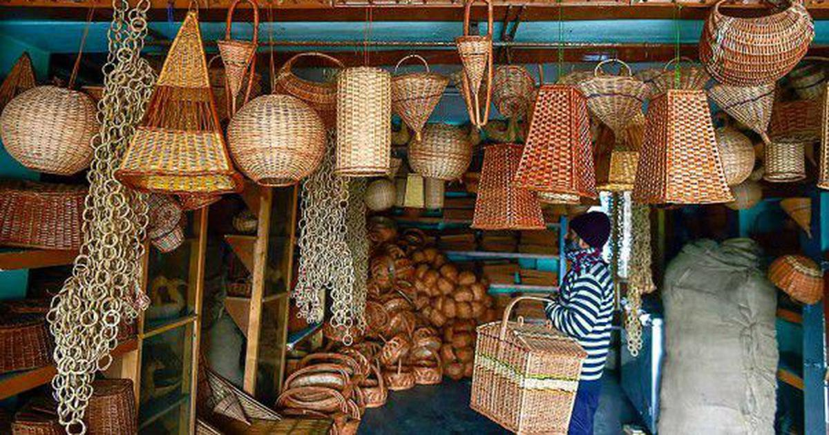 Could the plastic ban in Jammu and Kashmir revive its traditional wicker industry?