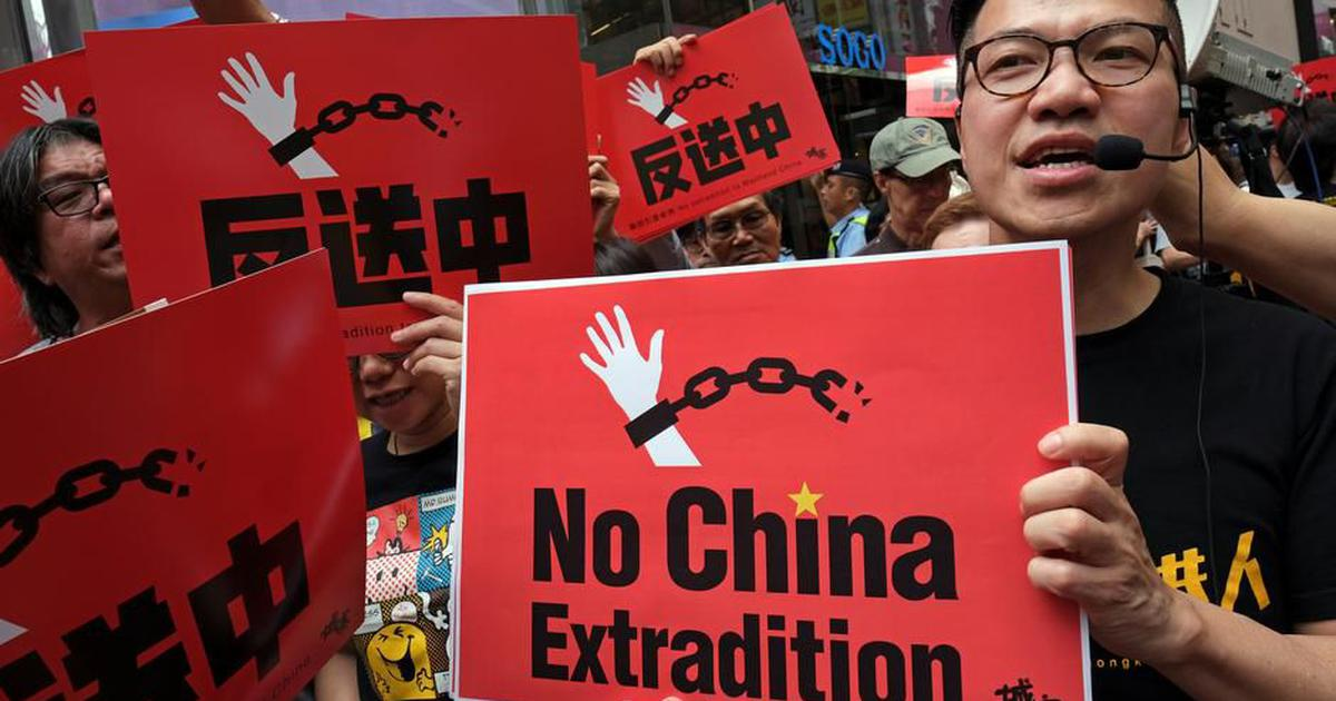 Hong Kong protests reflect alarm over China's growing attempts to extend control over governance