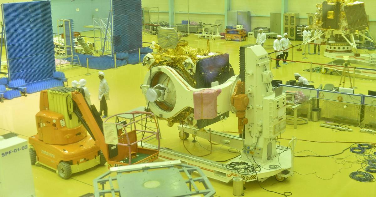 Congress criticises former ISRO chairman for alleging that UPA government delayed Chandrayaan-2