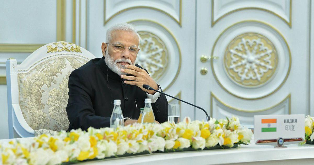 आतंकवाद प्रायोजित करने वाले देशों को ज़वाबदेह ठहराया जाए : नरेंद्र मोदी