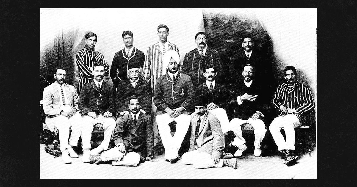 What the 'All India cricket team' of 1911 said about our idea of nationalism – and how it's changed