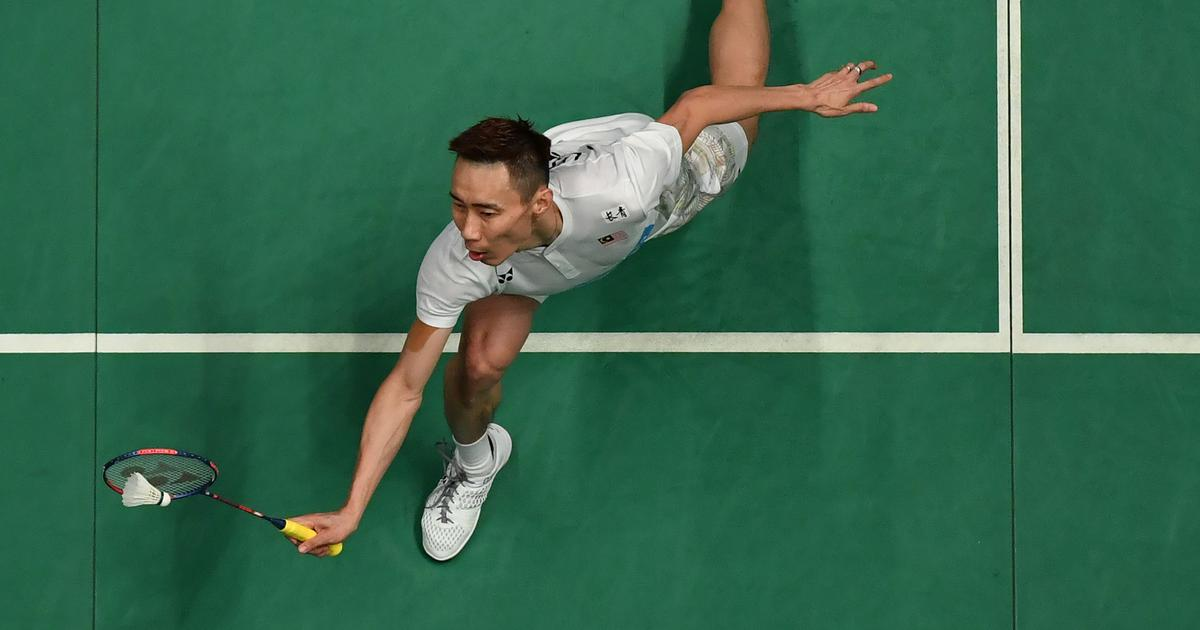 Lee Chong Wei: A near-perfect specimen of a badminton player