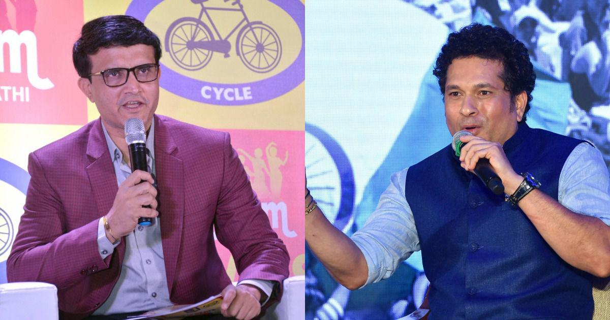 Hope BCCI chief Sourav Ganguly revamps Duleep Trophy as it lacks team spirit: Sachin Tendulkar