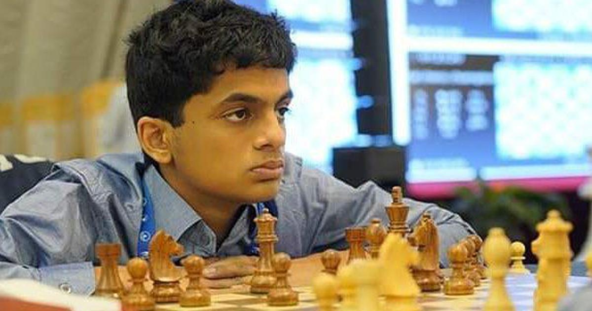 Indian teen prodigy Nihal Sarin wins blitz event at Asian Continental Chess Championship