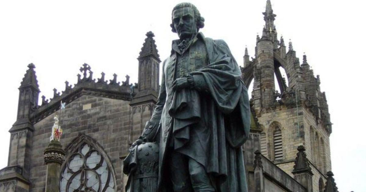 How Adam Smith became the patron saint of capitalism