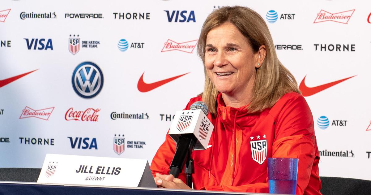 Time is right to move on: Jill Ellis to step down as USA coach after second Women's World Cup title