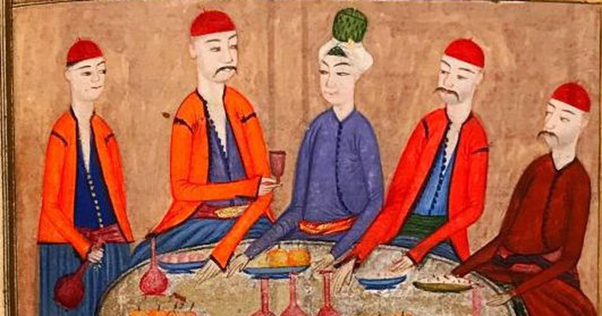 Pride month: These 18th-century Ottoman manuscripts feature poems, images celebrating same-sex love