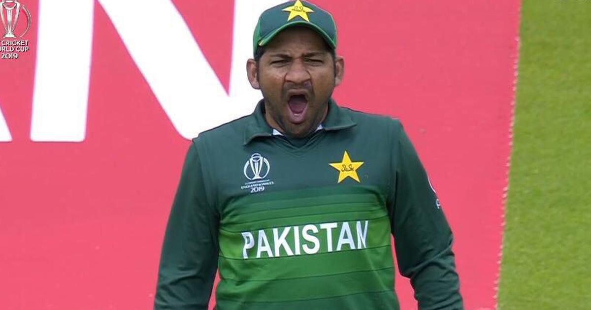 World Cup 2019: Sarfaraz's almighty yawn becomes a meme magnet even as Pakistan falter against India