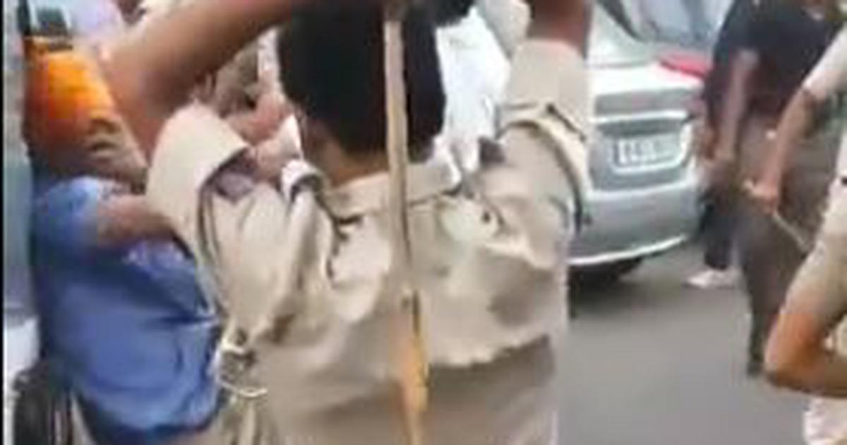 Arvind Kejriwal demands strict action against Delhi Police after they beat driver after accident