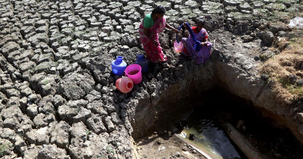 Tamil Nadu Water Crisis: Parched land and thirsty souls