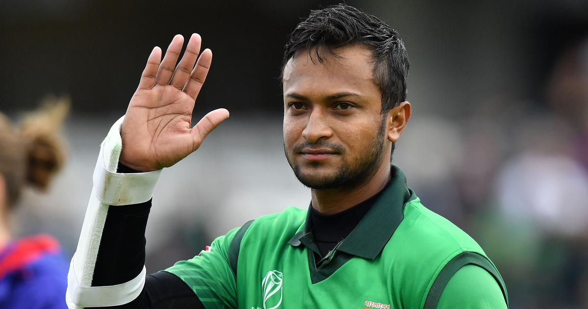 Data check: Why Bangladesh's Shakib Al Hasan is proving to be World Cup's best player so far