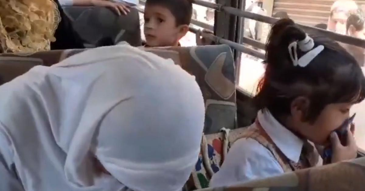 J&K: Viral video shows terrified schoolchildren crying after soldiers allegedly assault bus driver