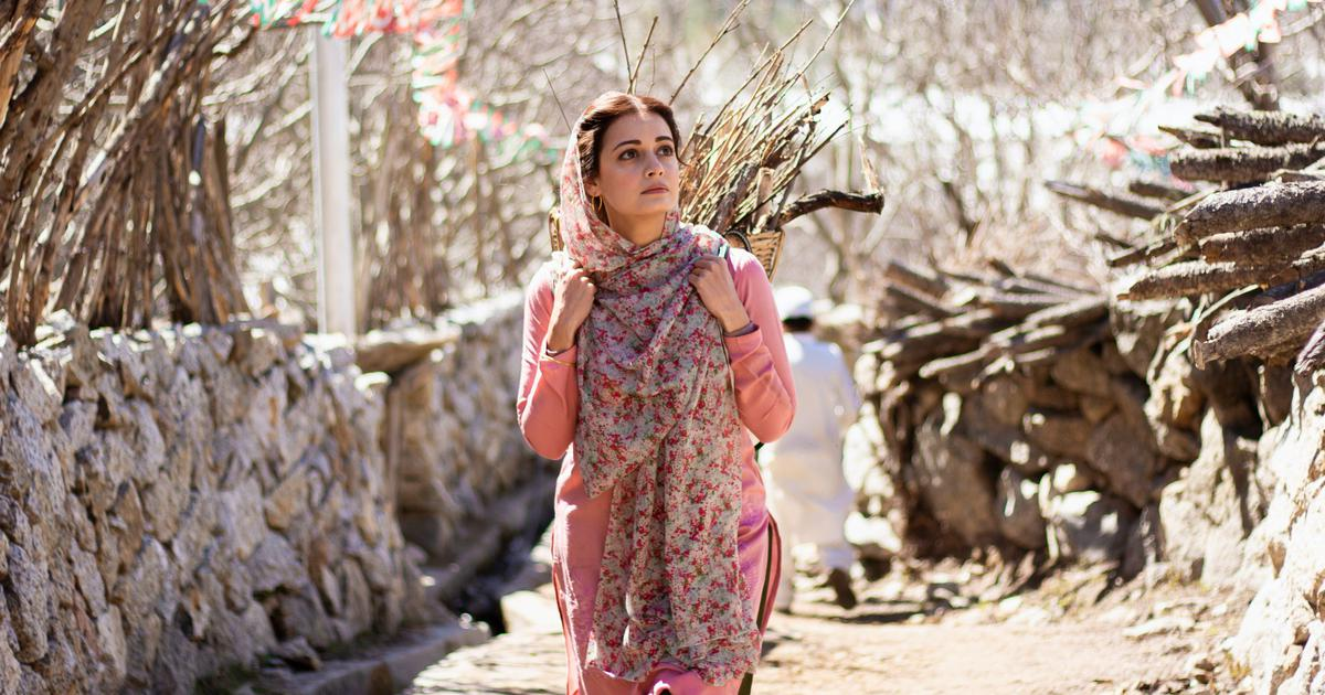 'Kaafir' review: An Indian and a Pakistani team up for justice in Kashmir-set web series