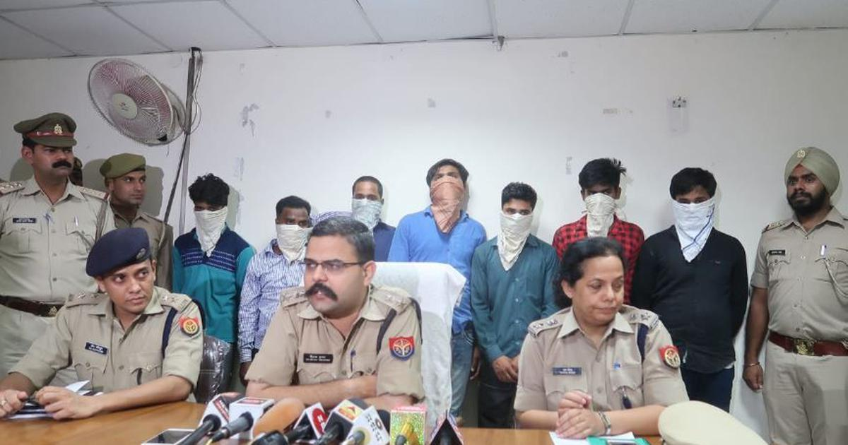 Noida: Seven men arrested for alleged gangrape of three women at a farmhouse