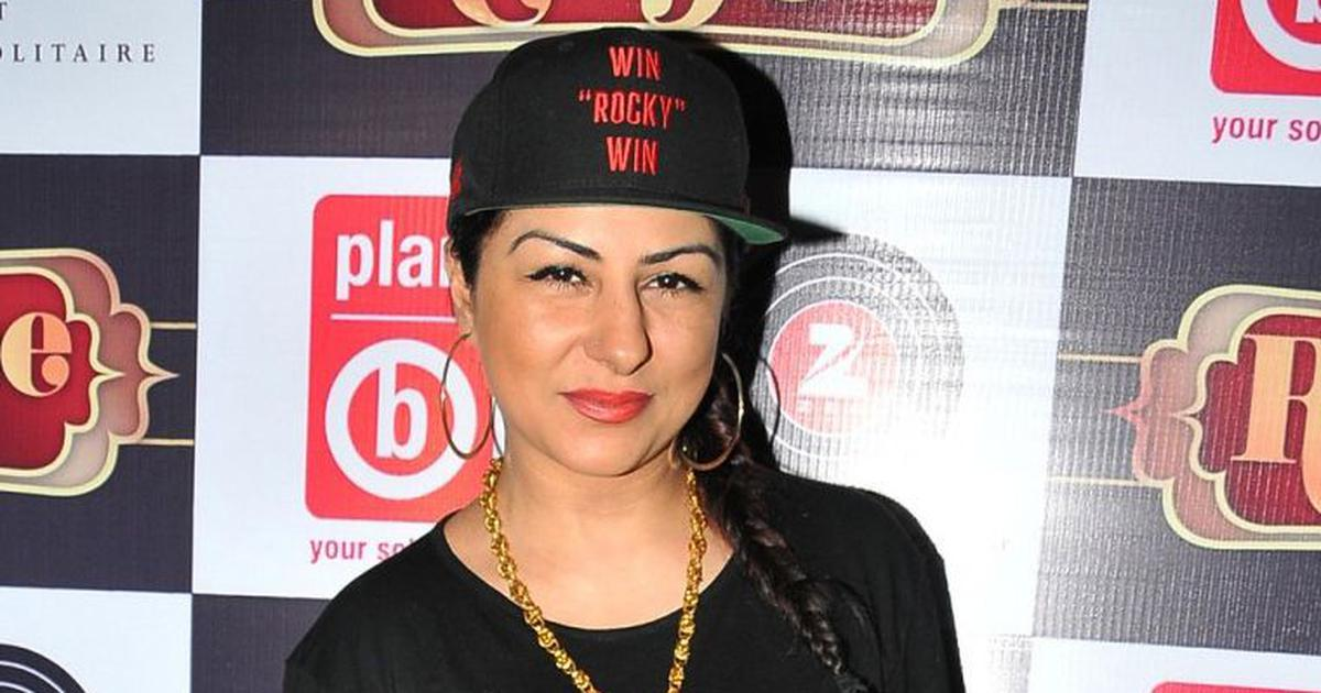 Rapper Hard Kaur charged with sedition, defamation for her posts on Adityanath and RSS chief
