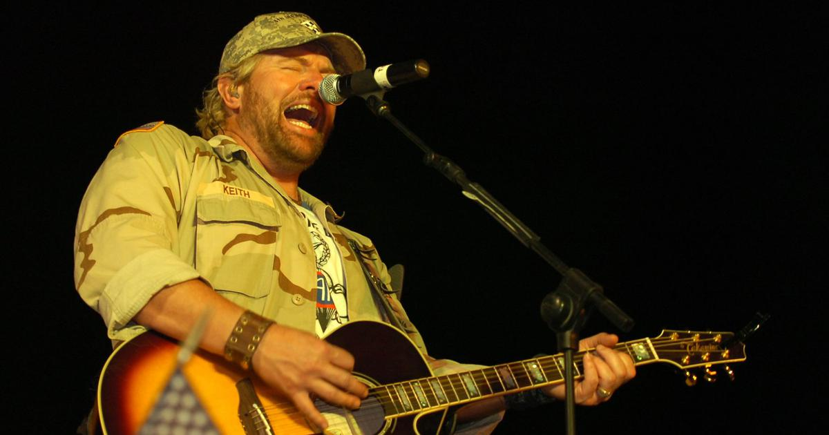 Singers like Toby Keith have won Country a conservative label. But the genre has a progressive heart