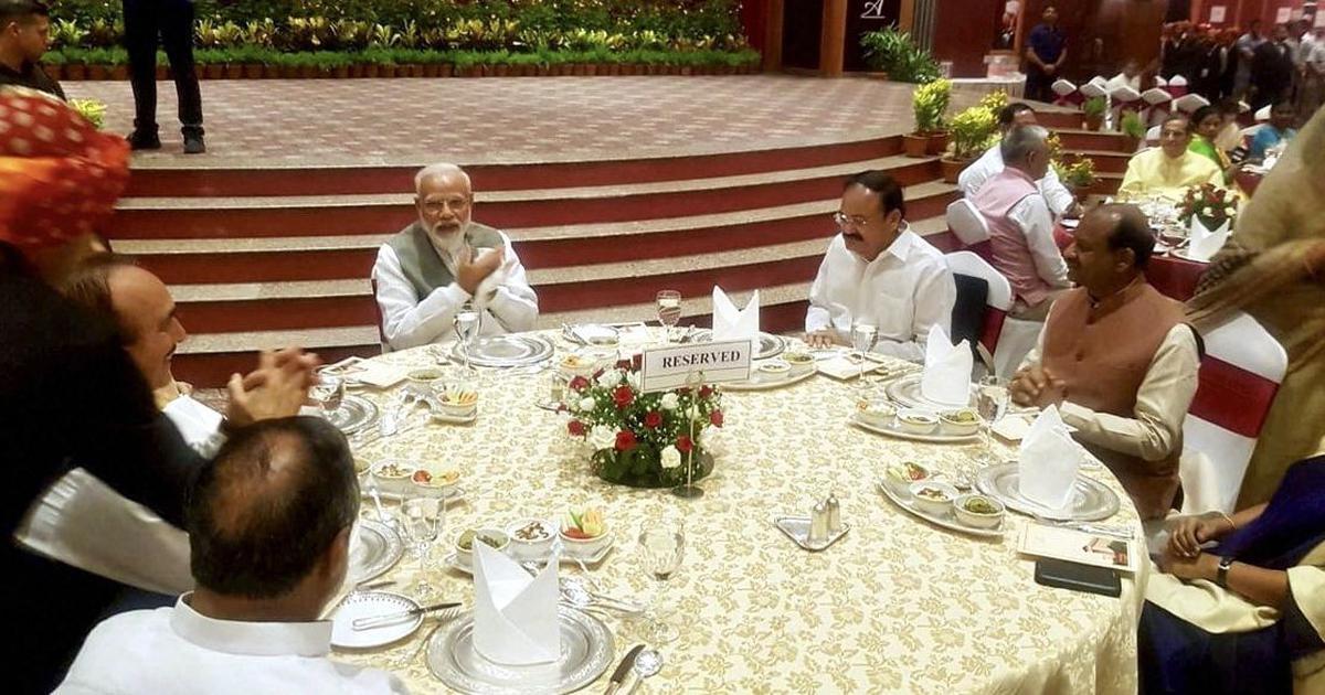 Rahul Gandhi, Sonia Gandhi, Akhilesh Yadav skip PM Narendra Modi's dinner for MPs
