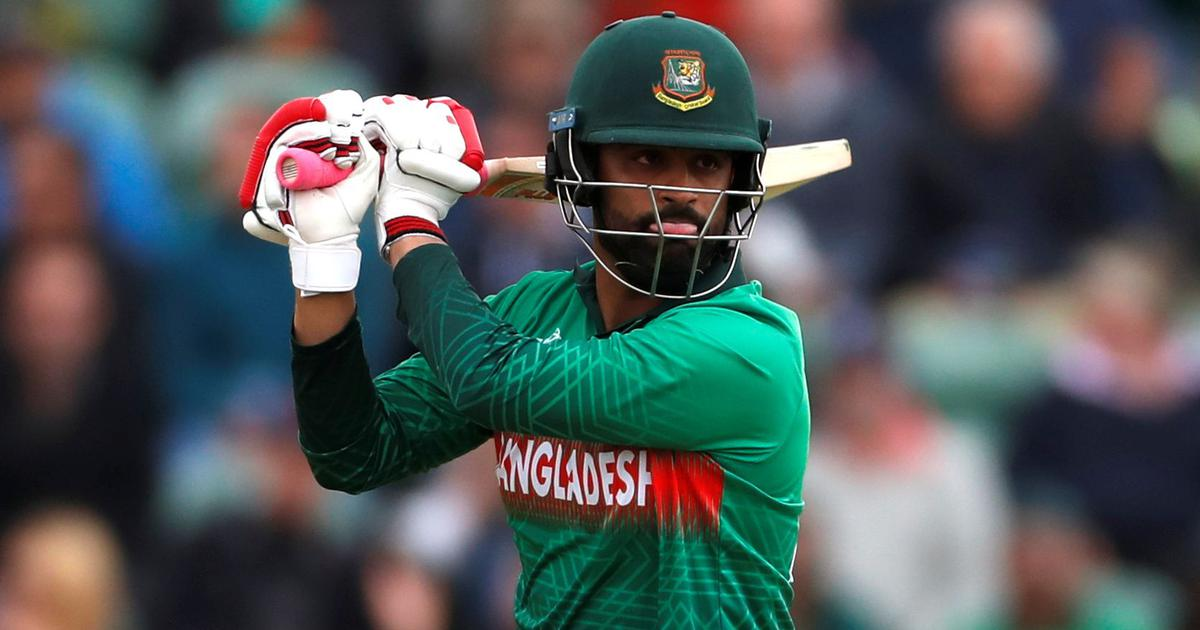 I need to be disciplined: Bangladesh's Tamim Iqbal hopeful about showing consistency at World Cup