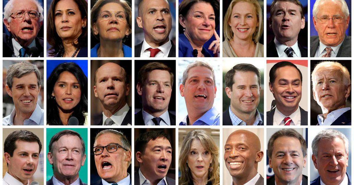 Democrats will have trouble picking a presidential candidate. Just look at the math