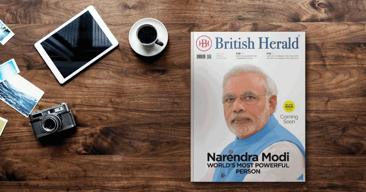 Modi declared world's most powerful leader in 'British Herald' poll. But what is 'British Herald'?