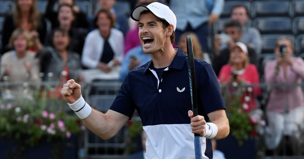 Andy Murray to review progress after Wimbledon before taking a call on playing singles
