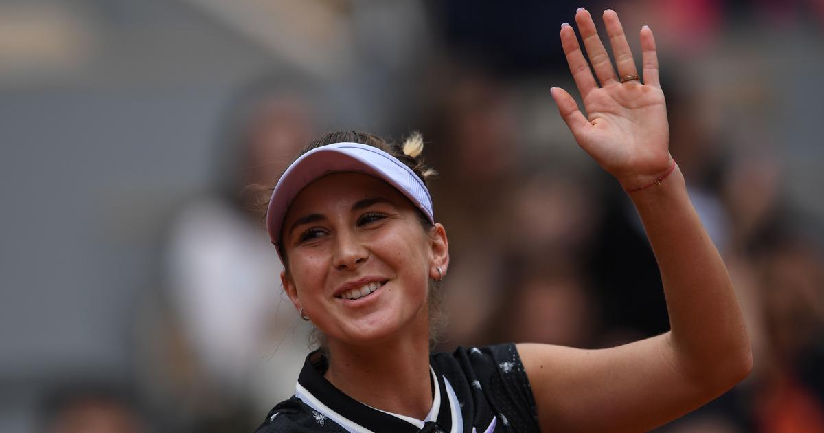 Tennis: Bencic fights back to beat Kerber and set up final against Kenin in Mallorca