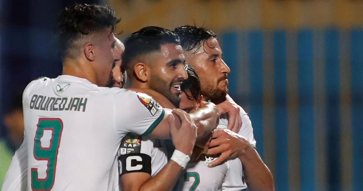 Africa Cup of Nations: Riyad Mahrez helps Algeria ease past Kenya, Senegal beat Tanzania