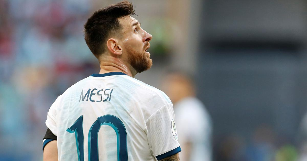 He truly deserves better: Twitter stands by Lionel Messi after yet another heartache with Argentina