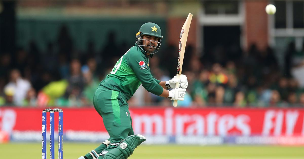 Image result for haris sohail world cup 2019