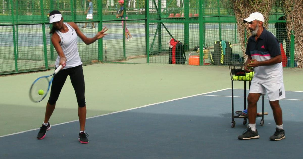 Part 2: 'Adamant' Karman Thandi had the X-factor from a young age, says her coach Aditya Sachdeva